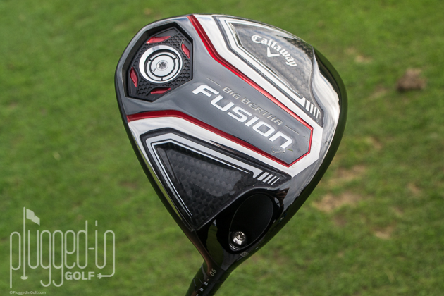 Callaway Big Bertha Fusion Driver Review