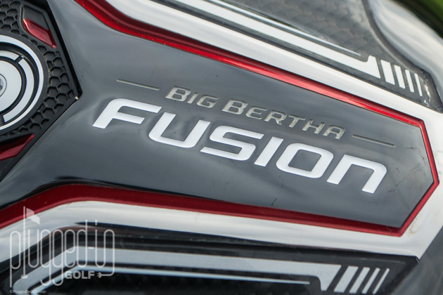 Callaway Big Bertha Fusion Driver Review Plugged In Golf