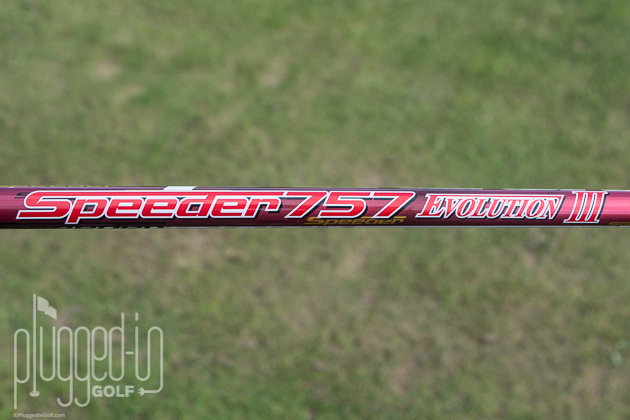 Fujikura Speeder Evolution 3 757 Shaft Review
