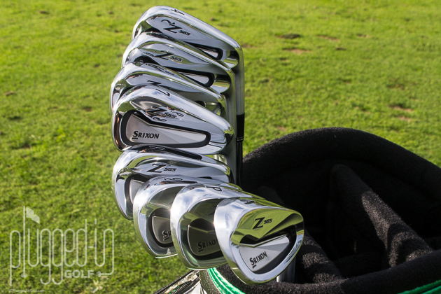 Srixon Z 565 Irons Review Plugged In Golf
