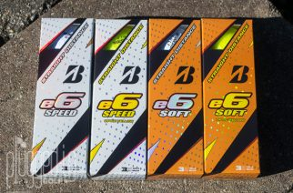 Bridgestone e6 Speed and e6 Soft Golf Ball Review
