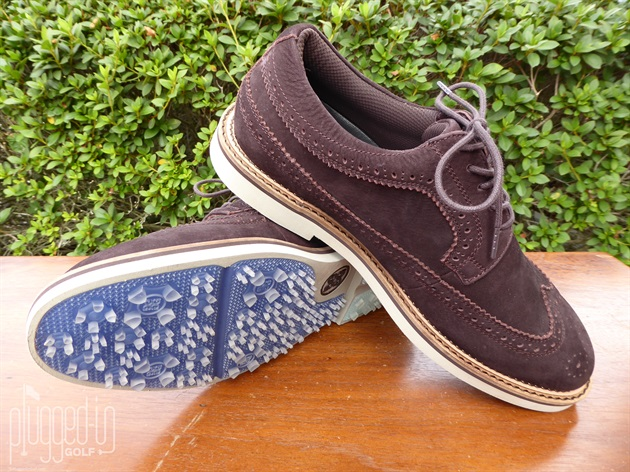 G Fore Longwing Gallivanter Golf Shoe Review Plugged In Golf