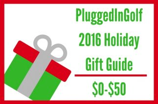 2016 Holiday Golf Gift Guide: $0-$50