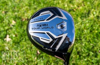 Honma TW737 445 Driver Review