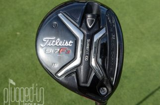 Titleist 917F3 Fairway Wood Review