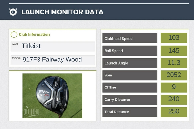 titleist-917f3-lm-data