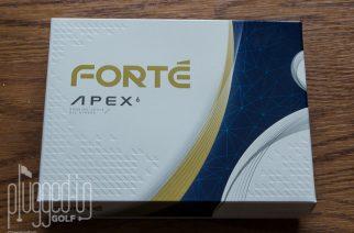 Forte Golf Apex 6 Ball Review