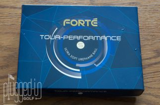 Forte Golf Tour Performance S Ball Review