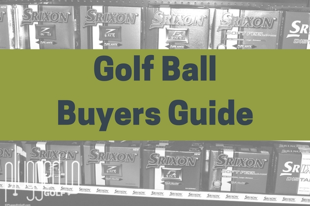 PluggedInGolfGolf Ball Buyers Guide