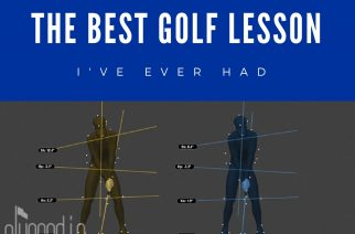 The Best Golf Lesson I've Ever Had