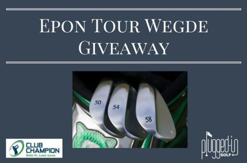 Epon Tour Wedge Giveaway