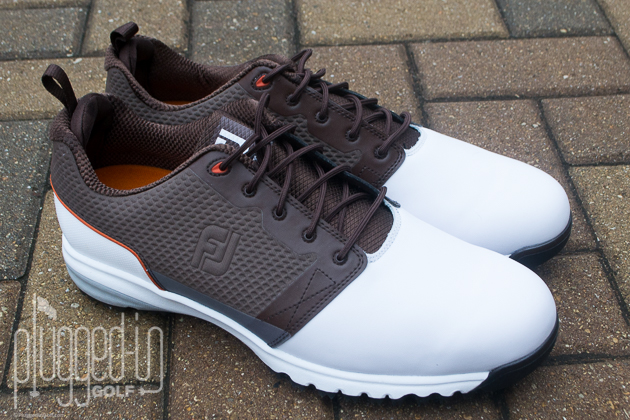 Footjoy Contourfit Golf Shoe Review Plugged In Golf