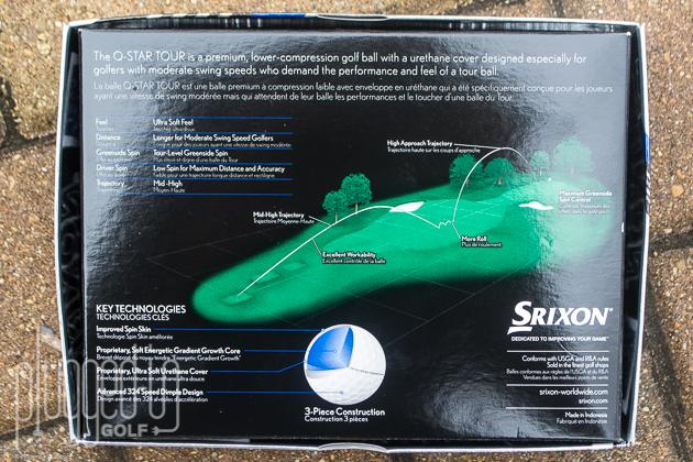 Srixon Q STAR TOUR Golf Ball_0003