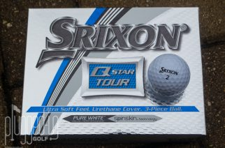 Srixon Q STAR TOUR Golf Ball Review