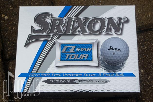 Srixon Q STAR TOUR Golf Ball_0013