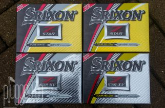 Srixon Z STAR and Z STAR XV Golf Ball Review