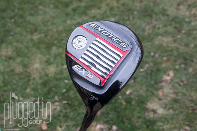 Tour Edge Exotics EX10 Fairway Wood_0012