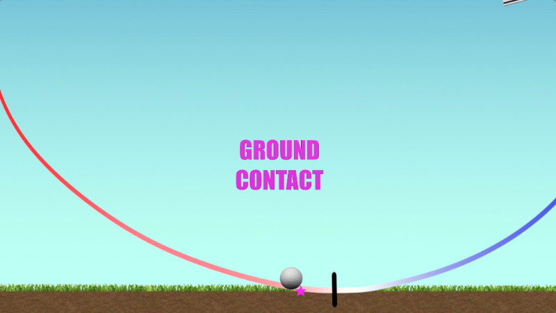 how to stop hitting low golf shots