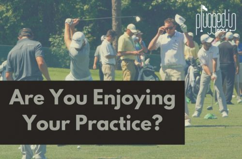 Are You Enjoying Your Practice?