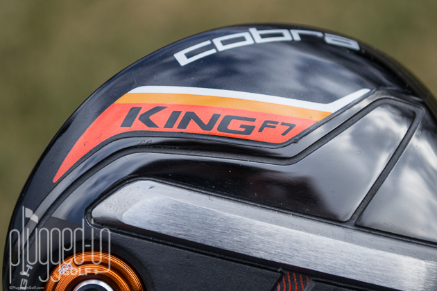 Cobra King F7 Fairway Wood Review Plugged In Golf