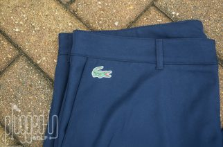 Lacoste Golf Apparel Review