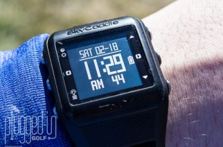 SkyCaddie Linx GT Watch Review