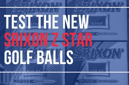 Test & Review the New Srixon Z STAR