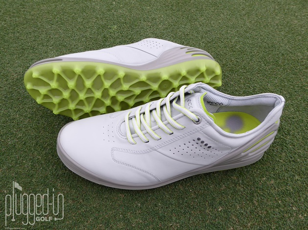 Ecco Cage Pro Shoe Review Plugged In Golf