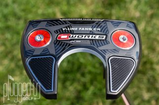 Odyssey O-Works V-Line Fang CH Putter Review