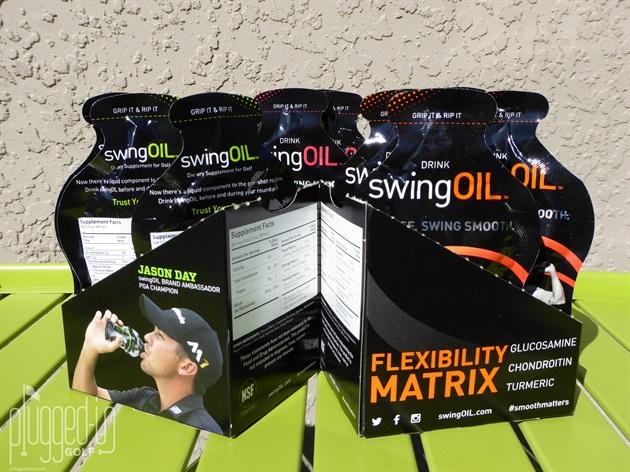 Swing Oil - 10