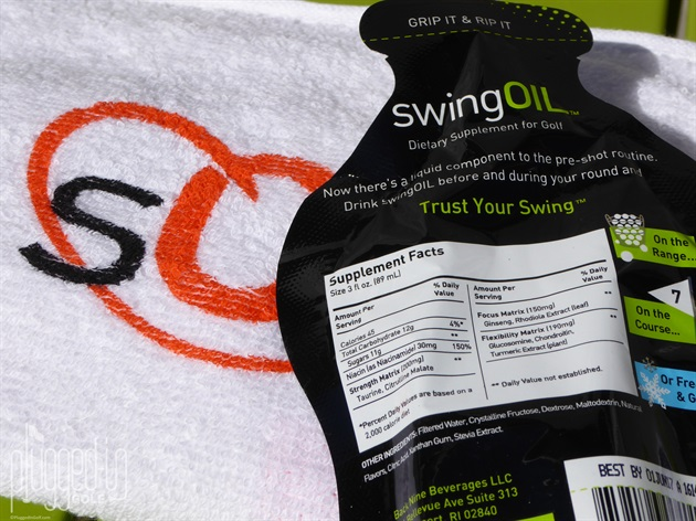 Swing Oil - 40