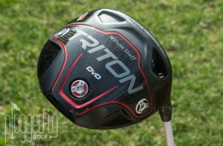 Wilson Staff Triton DVD Driver Review