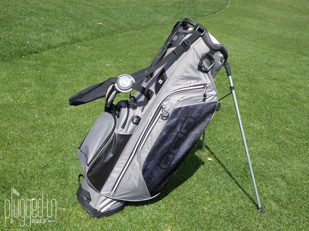 Ogio Cirrus Golf Bag Review Plugged In Golf