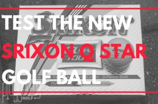 Test & Review the New Srixon Q STAR Tour