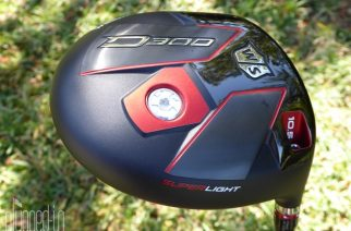 Wilson Staff D300 Driver Review