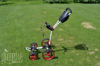 Big Max Blade Quattro Push Cart Review