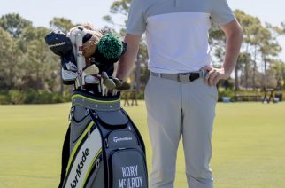 Rory McIlroy to Play Full Bag of TaylorMade Clubs