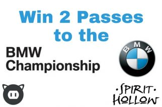 Win 2 Passes to the 2017 BMW Championship