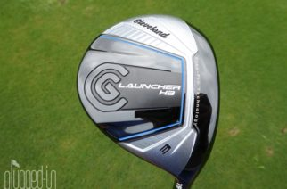 Cleveland Launcher HB Fairway Wood Review