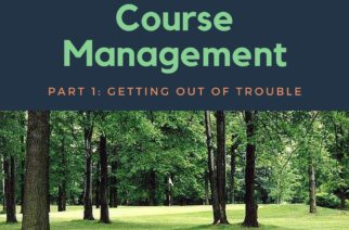 Course Management Basics – Part 1