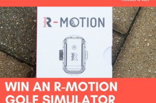 Win an R-Motion Golf Simulator