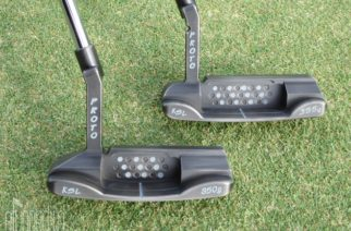 Bastain Milled BM-CR & BM-DH Putters Review