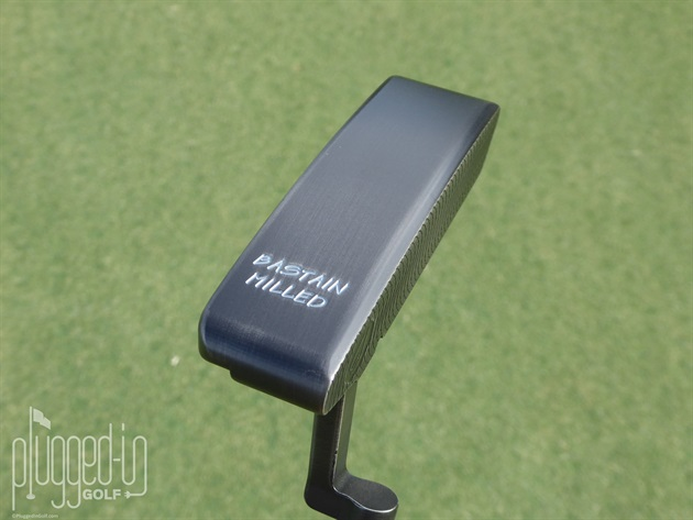 Bastain Milled Putters - 6