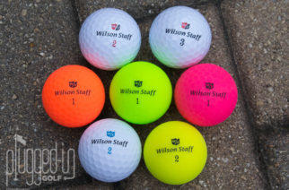 Wilson Staff DUO Soft, DUO Soft Optix, and DUO Soft Spin Golf Ball Review