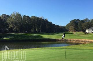 Creek Club at Reynolds Lake Oconee Golf Course Review