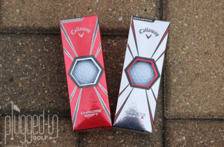 2018 Callaway Chrome Soft and Chrome Soft X Golf Ball Review