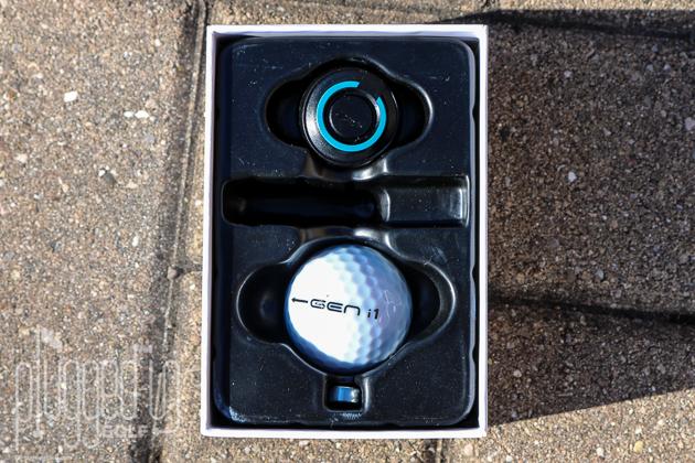 Gen i1 Smart Golf Ball_0444