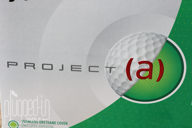 2018 TaylorMade Project a Golf Ball_0898