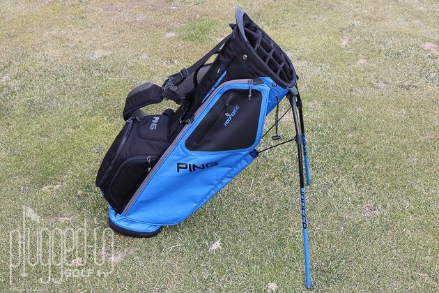 Ping Hoofer 14 Golf Bag Review Plugged In
