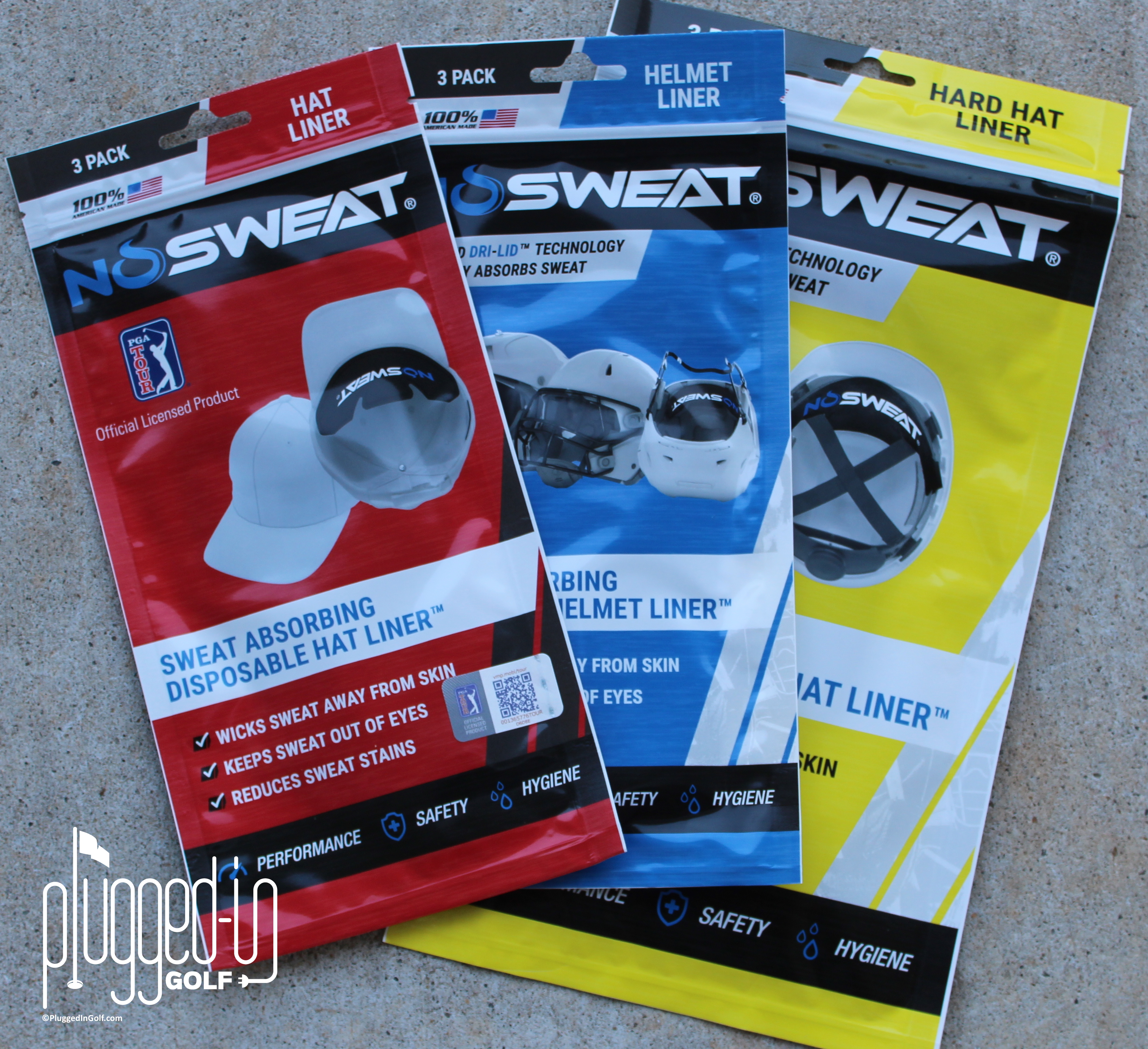 Nosweat Hat Liners Review Plugged In Golf